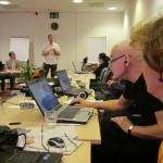 European Digital Stories workshop in Budapest